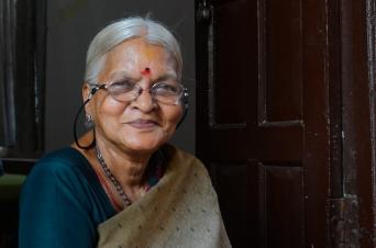 Agra grandma